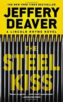 The Steel Kiss (USA paperback)