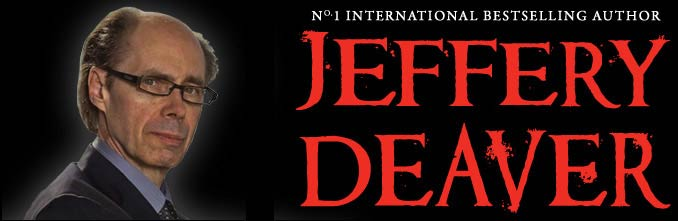 Number 1 International BestSelling Author Jeffrey Deaver