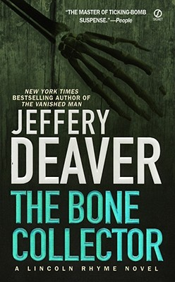 """The Bone Collector"" Cover"
