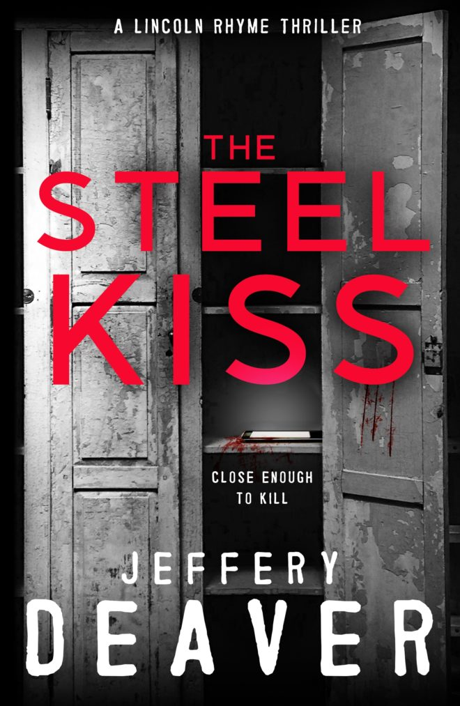 The Steel Kiss (UK paperback)
