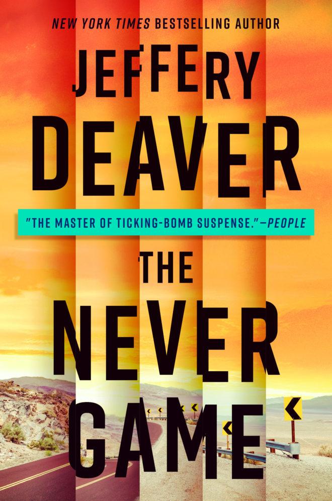 jeffery deaver latest book