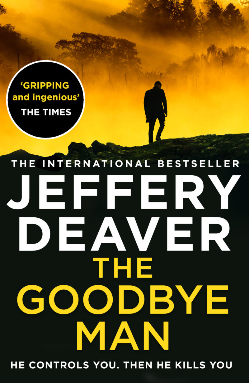 The Goodbye Man (UK) paperback